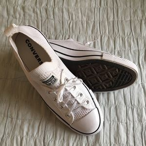 CONVERSE Shoreline Slip On Sneakers 9